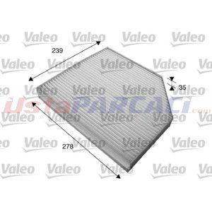 Audi A5 3.2 Fsi 2007-2017 Valeo Polen Filtresi UP1477696 VALEO