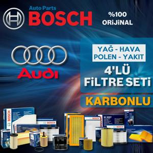 Audi A6 2.0 Tdi Bosch Filtre Bakım Seti 2005-2011 UP582732 BOSCH