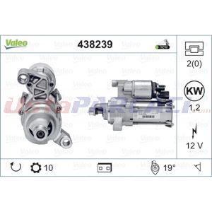 Audi A6 3.0 Tfsi Quattro 2010-2018 Valeo Marş Motoru UP1437837 VALEO