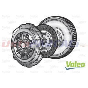Audi Tt 2.0 Tdi Quattro 2006-2014 Valeo Debriyaj Seti Volanlı Kit UP1480344 VALEO