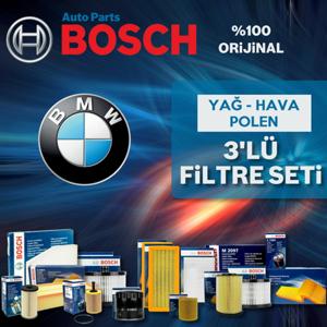 Bmw 3.20 Bosch Filtre Bakım Seti E46 2001-2005 UP583004 BOSCH