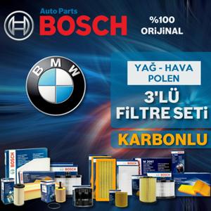 Bmw 5 Serisi 5.20i Bosch Filtre Bakım Seti F10 2012-2016 UP582951 BOSCH