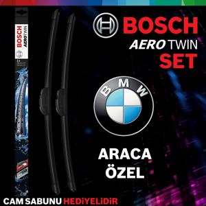 Bmw X1 Ön Arka Silecek Takımı 2010-2015 E84 Bosch Aerotwin UP1539388 BOSCH