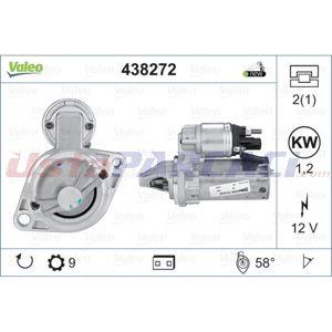 Bmw X4 M 40 I 2014-2018 Valeo Marş Motoru UP1410532 VALEO