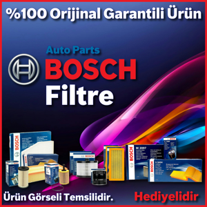 Smart Forfour 0.9 2014-2019 Bosch Yağ Filtresi UP607056 BOSCH