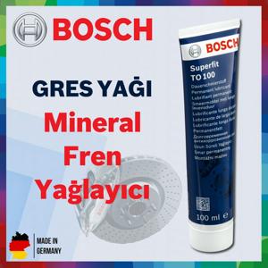 Bosch Superfit To 100 Gres Yağı Mineral Fren Yağlayıcı 100mml UP1539227 BOSCH