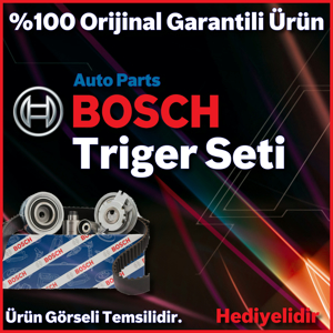 Citroen Ds4 1.6 Hdi 2011-2015 Bosch Triger Seti