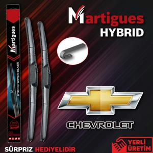 Chevrolet Rezzo Hybrid Silecek Takımı (2005-2009) UP460113 MARTIGUES
