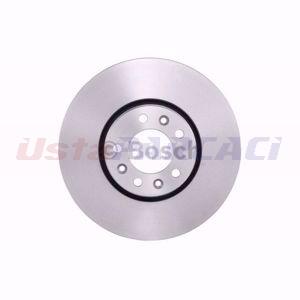 Citroen Jumpy Panelvan 1.6 Hdi 90 8v 2007-2020 Bosch Ön Fren Diski 2 Adet UP1601121 BOSCH
