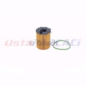 Citroen Berlingo 1.6 Bluehdi 100 2008-2014 Bosch Yağ Filtresi UP1596171 BOSCH