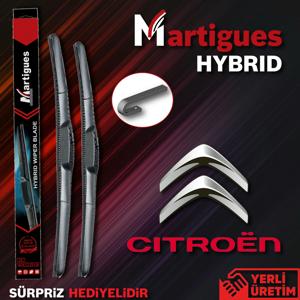 Citroen C2 Hybrid Silecek Takımı (2003-2008) UP460193 MARTIGUES
