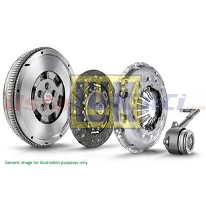 Citroen C4 Grand Picasso Ii 1.6 Hdi / Bluehdi 115 2013-2020 Luk Debriyaj Seti Volanlı Kit UP1522361 LUK