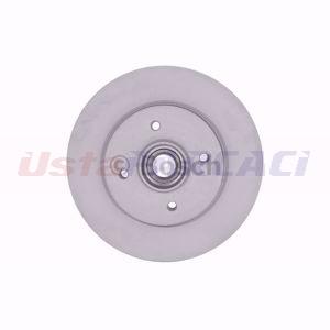Citroen Ds4 1.6 Bluehdi 120 2011-2015 Bosch Arka Fren Diski 2 Adet UP1610749 BOSCH