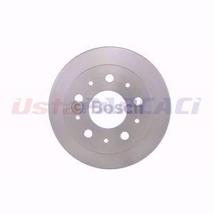 Citroen Jumper Panelvan 2.2 Hdi 120 2006-2020 Bosch Arka Fren Diski 2 Adet UP1623655 BOSCH