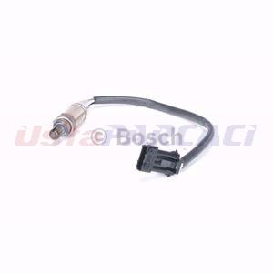 Citroen Saxo Hatchback Van 1.0 1997-2003 Bosch Oksijen Lambda Sensörü UP1582000 BOSCH