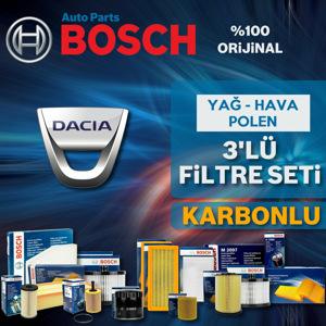 Dacia Sandero 1.5 Dci Bosch Filtre Seti  2008-2012 UP1539607 BOSCH