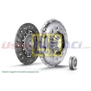Fiat 500 1.4 2007-2020 Luk Debriyaj Seti Rulmansız UP1411824 LUK