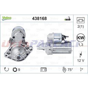 Fiat Doblo Mpv 1.3 Jtd 16v 2001-2005 Valeo Marş Motoru UP1474598 VALEO