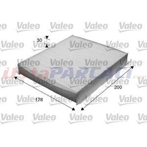 Fiat Doblo Mpv 1.6 D Multijet 2010-2020 Valeo Polen Filtresi UP1452841 VALEO