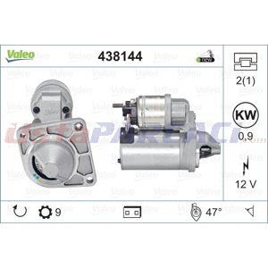 Fiat Idea 1.2 16v 2003-2012 Valeo Marş Motoru UP1464238 VALEO