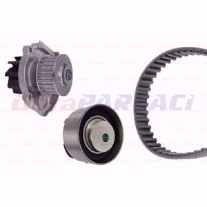 Fiat Idea 1.4 2003-2012 Bosch Devirdaimli Triger Seti UP1553042 BOSCH