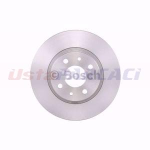 Fiat Panda 1.3 D Multijet 4x4 2012-2020 Bosch Ön Fren Diski 2 Adet UP1570317 BOSCH