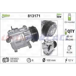 Fiat Punto 1.4 1999-2012 Valeo Klima Kompresörü UP1504542 VALEO