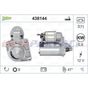 Fiat Punto 1.4 Turbo Multi Air 2012-2020 Valeo Marş Motoru UP1468319 VALEO
