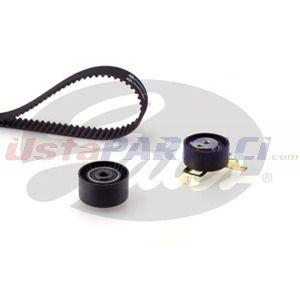 Fiat Scudo Combinato 2.0 16v 1996-2006 Gates Triger Seti UP1461339 GATES