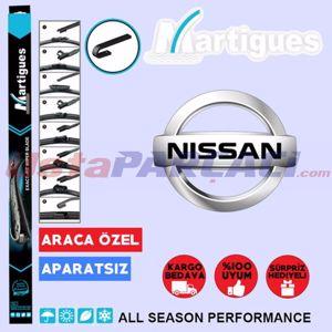 Nissan Navara Muz Silecek Takımı (2005-2013) UP433310 MARTIGUES