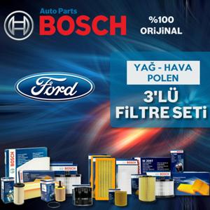 Ford Fiesta 1.4 Bosch Filtre Bakım Seti 2009-2013 UP583049 BOSCH