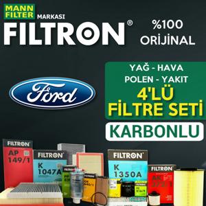 Ford Focus 1.5 Tdci Mann Filtron Filtre Bakım Seti 2015-2017 UP1539717 FILTRON