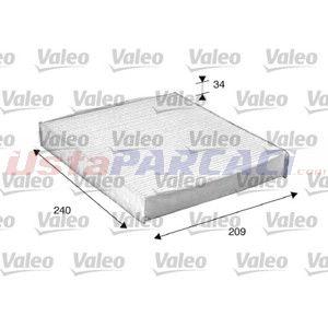 Ford Focus C-max 1.6 Tdci 2003-2007 Valeo Polen Filtresi UP1476620 VALEO