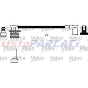 Ford Focus C-max 1.6 Ti 2003-2007 Valeo Buji Kablosu Takımı UP1431095 VALEO