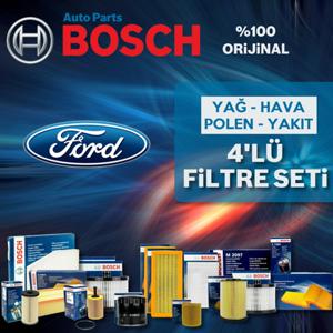 Ford Fusion 1.6 Tdci Bosch Filtre Bakım Seti 2005-2013 UP583042 BOSCH