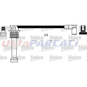 Ford Puma 1.7 16v 1997-2002 Valeo Buji Kablosu Takımı UP1437166 VALEO