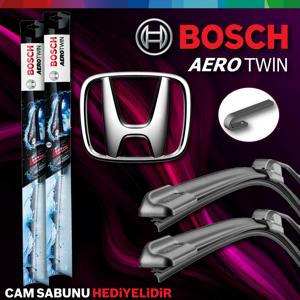Honda Hr-v Ön Arka Silecek 2015-2020 Bosch Aerotwin-rear H250 UP1796602 BOSCH