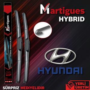 Hyundai İ20 Hybrid Silecek Takımı (2015-2018) UP460146 MARTIGUES