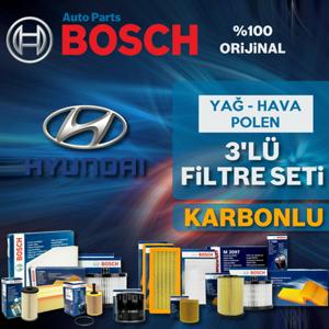 Hyundai Ix35 1.6 Bosch Filtre Bakım Seti 2010-sonrası UP1539730 BOSCH