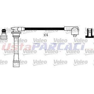 Hyundai Tucson 2.7 Tüm Tekerlekleri çekisli 2004-2010 Valeo Buji Kablosu Takımı UP1481630 VALEO