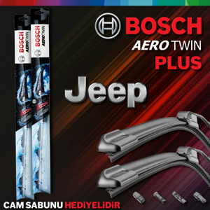 Jeep Renegade Silecek 2014-2020 Bosch Aerotwin Plus UP1796607 BOSCH