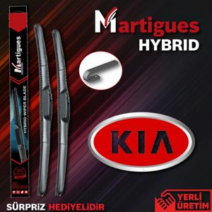 Kia Rio Hybrid Silecek Takımı (2012-2014) UP460112 MARTIGUES