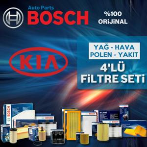 Kia Sportage 2.0 Crdi Bosch Filtre Bakım Seti 2008-2010 UP583019 BOSCH