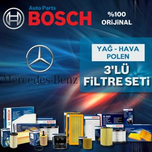 Mercedes A150 Bosch Filtre Bakım Seti W169 2005-2008 UP582956 BOSCH