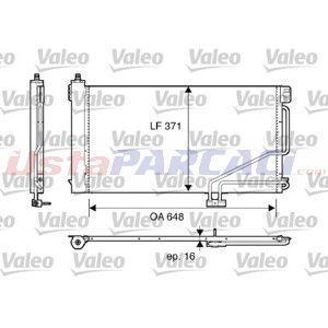 Mercedes-benz C-serisi C 180 2000-2007 Valeo Klima Radyatörü UP1490641 VALEO