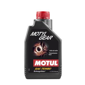 Motul Motlygear 75w80 Şanzıman Ve Arka Aks Yağı 1l. Motul-105782 MOTUL