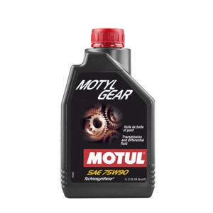 Motul Motlygear 75w90 Şanzıman Ve Arka Aks Yağı 1l. Motul-109055 MOTUL