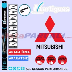 Mitsubishi Carisma Muz Silecek Takımı (1995-2003) UP433330 MARTIGUES