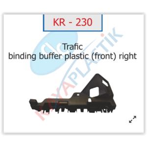 Ön Tampon BaĞlanti AyaĞi SaĞ Trafic UP1702110 KAYA