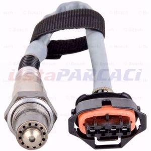 Opel Corsa D 1.2 2006-2014 Bosch Oksijen Lambda Sensörü UP1582351 BOSCH